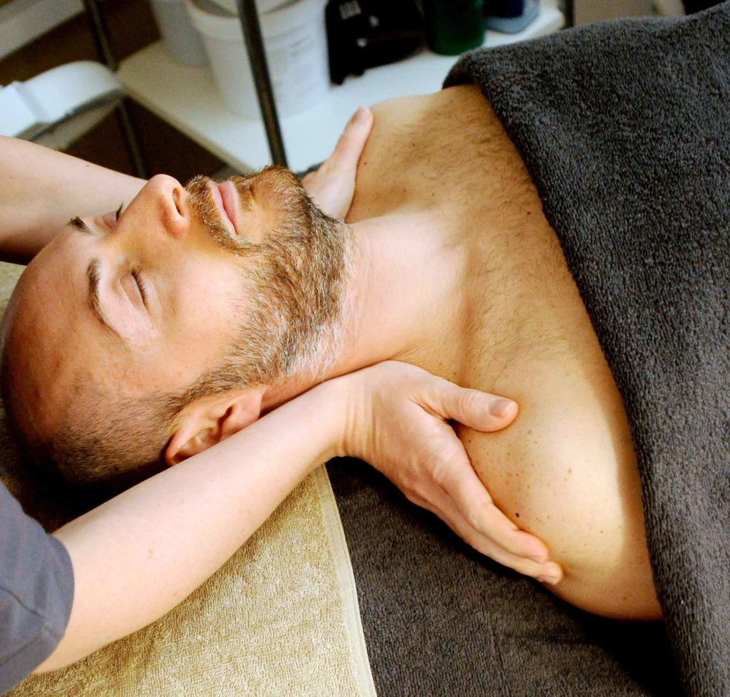 Massage Ashi Atama