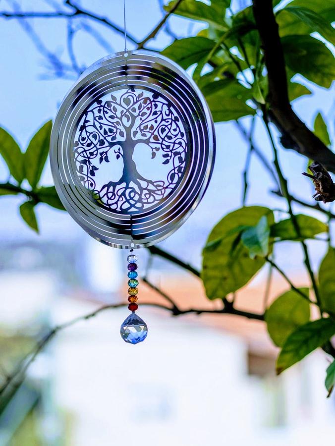 chakra arbre de vie