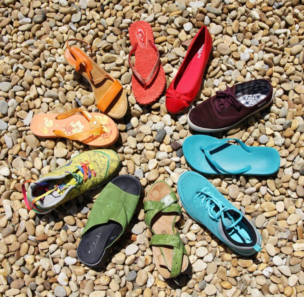 chaussures- réflexologie