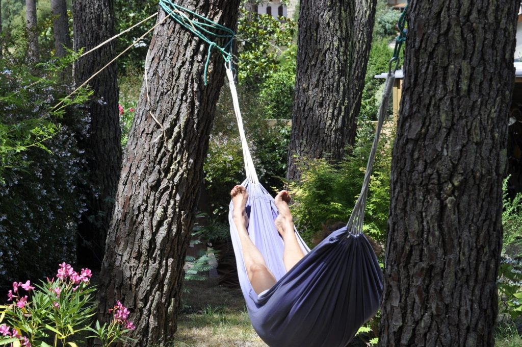 vacances sieste repos