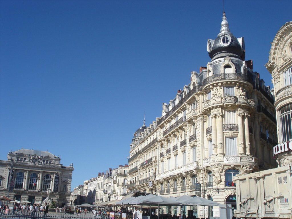 Montpellier ville parfums