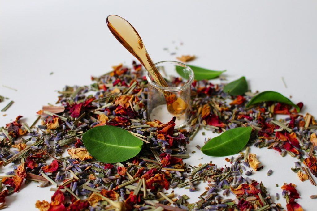 plantes parfums